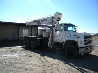 National Boom Truck,  875b,  17.  5 Ton Cap photo