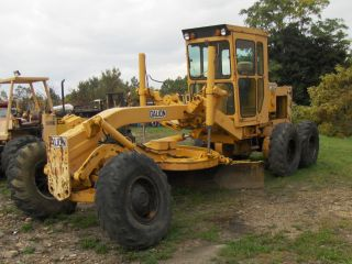Galion T 500c Road Grader photo