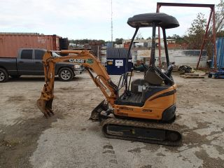Case Cx17b Mini Excavator photo