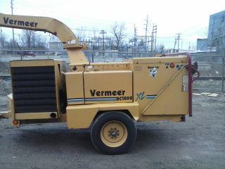 Vermeer 1800xl Chipper photo