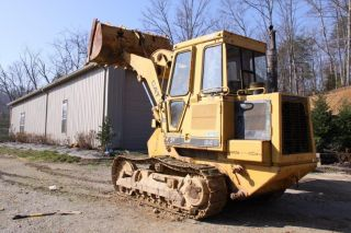 1988 Cat Hilift Loader 943 - Runs Great photo
