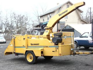 Vermeer Bc1800a Wood Chipper photo