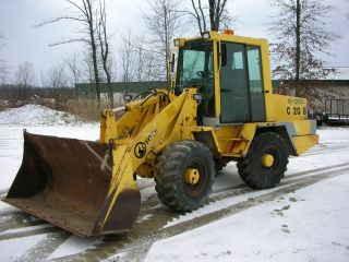 Coyote C20b Wheel Loader photo