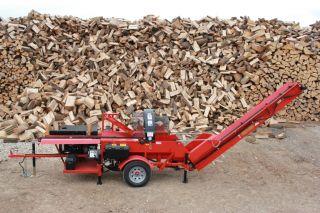 Wood Beaver Firewood Processor