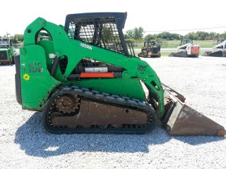 2007 Bobcat T190 Skid Steer Loader photo