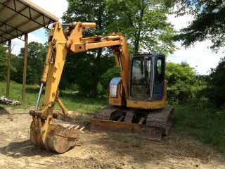 2006 Case Cx75sr Mini Excavator - Excavator - Loader - 2000 Hours photo