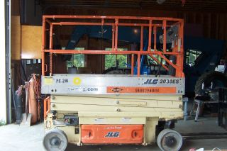 2005 Jlg 2030es Scissorlift Very Good Condition photo
