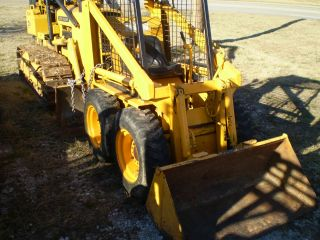 Case Model 1816 Skid Steer photo