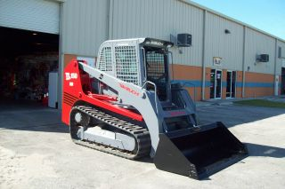 Takeuchi Tl150 Track Loader,  97hp,  2006,  525 Hrs,  Ac & Heat Cab,  Two Speed,  Hd Bucket photo