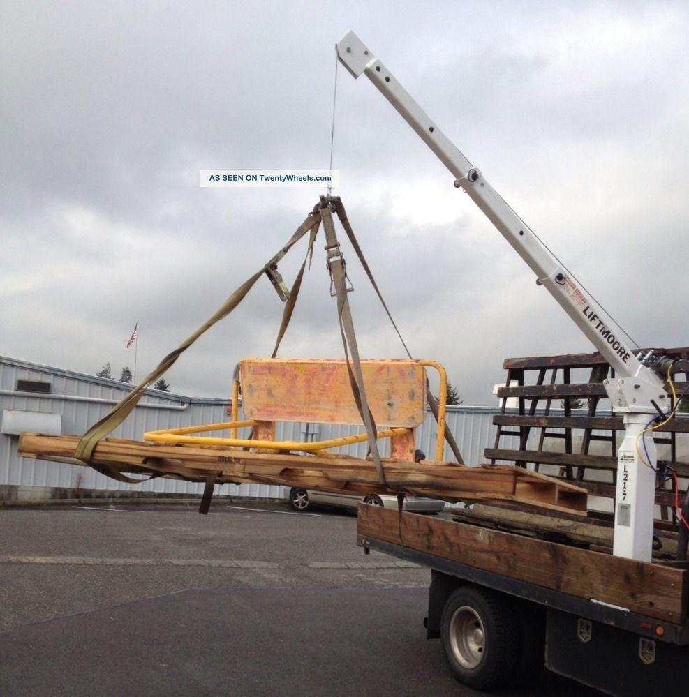 Power Wheels Crane : Liftmore truck crane l lb heavy duty winch