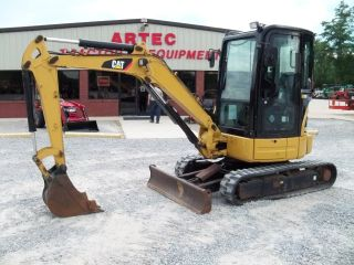 2008 Caterpillar 303ccr - Mini Excavator - Loader Backhoe Tractor photo