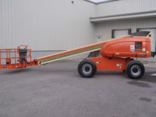 2003 Jlg 600s Aerial Manlift Boom Lift Man Boomlift Painted With Ansi Inspection photo