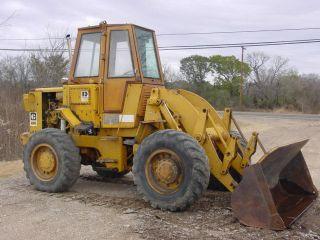 Cat 920 Wheel Loader photo