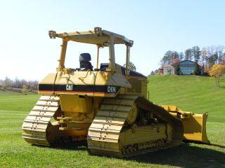 Caterpillar D6n Lgp,  6100 Hrs,  Excellent Cond,  Installing New Grouser Bars. photo