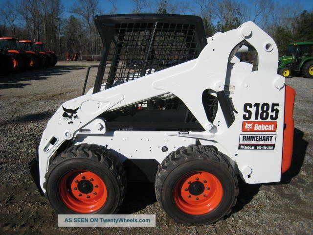 Bobcat Skid Steer Paint : Bobcat s hours awesome looking new paint