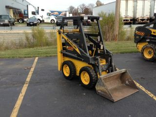 2008 New Holland L120 Skid Steer; Lpg; Only 137 Hours photo