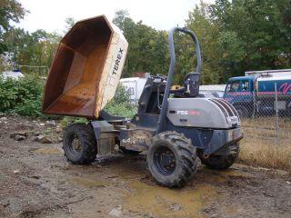 Terex 6 Ton 4x4x4 Swivel Site Dump Truck 2005 photo