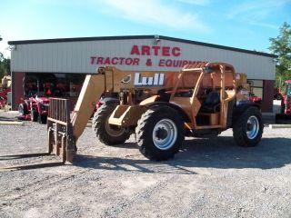 2004 Lull 644e - 42 Telescopic Forklift - Loader Lift Tractor photo