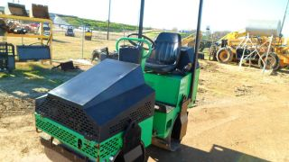 2005 Multiquip Ar - 13ha Vibratory Compactor - - Only 426 Hours - - photo