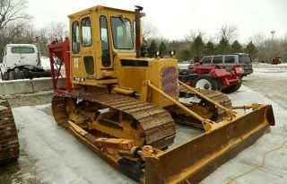 1988 Cat D3b Lgp,  Cat 3204 Diesel Engine Rated At 65 Hp,  Power Shift Trans photo