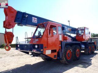 Terex Hshmc - 25 Crane (gm104188) photo