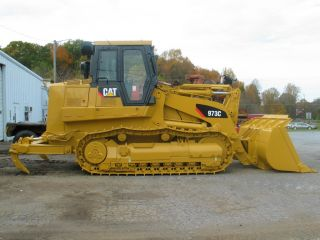 2005 Cat 973c Wh Crawler Loader - Refurbished Many Items - 1200 Hours On Tracks photo