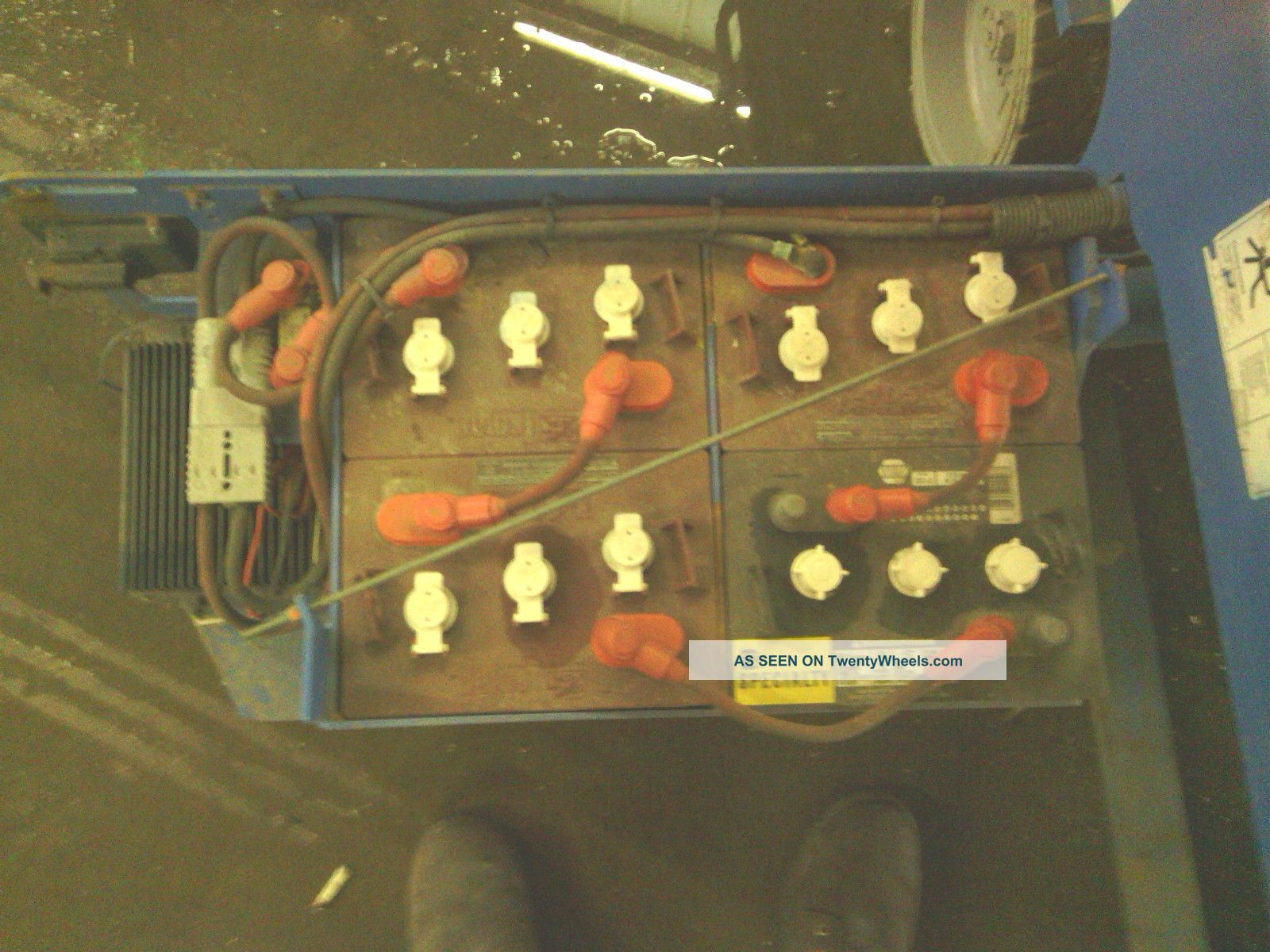 Genie Gs1530 Gs 1530 Compact Scissor Lift Man Boom Aerial
