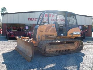2008 Case 850l Wt Bulldozer - Dozer - Crawler Tractor - Only 1881 Hours photo