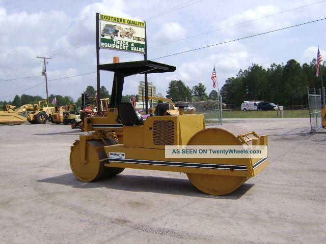 2001 Ferguson 46b Tandem Static Roller Compactors & Rollers - Riding photo