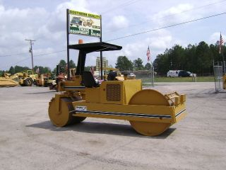 2001 Ferguson 46b Tandem Static Roller photo