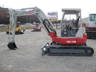 2005 Takeuchi Tb053fr Excavator photo