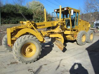 1996 Champion 710a Motorgrader photo