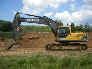 2005 Volvo Ec290blc Hydraulic Excavator photo