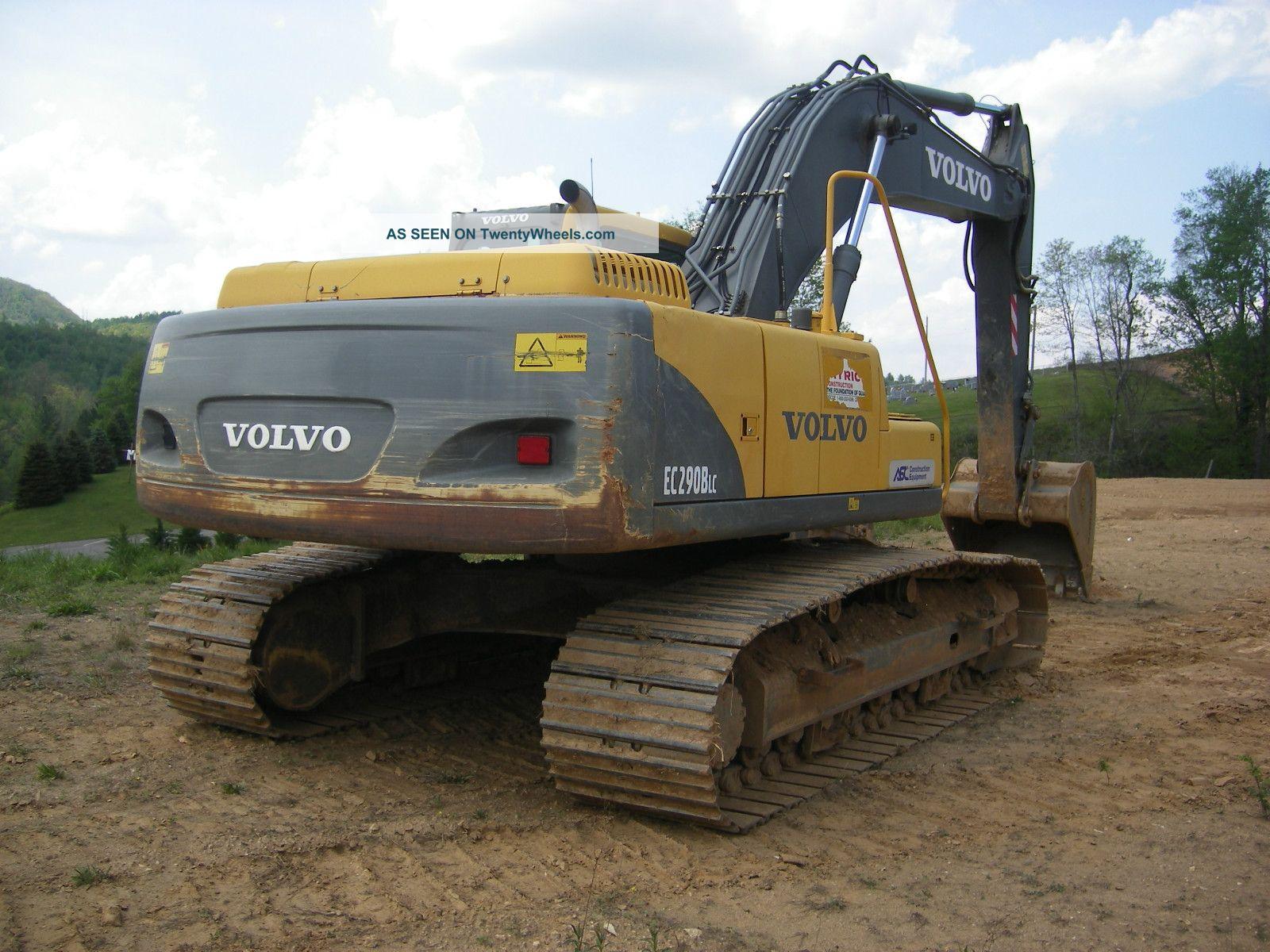 Volvo Owners Manuals2001 Mitsubishi Fuso Wiring Diagram 1996 2001 2005 Ec290blc Hydraulic Excavator