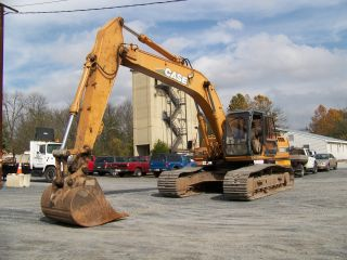 2005 Case Cx290 Hydraulic Excavator - Low Hours photo