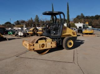 2007 Bomag Bw145d - 3 Smooth Vibratory Roller - 56