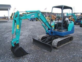 Ihi 28n Mini - Excavator photo