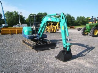 Ihi 35n Mini - Excavator photo
