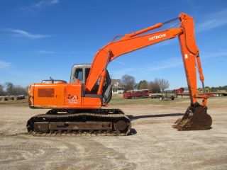 2004 Hitachi Zx120 Excavator photo