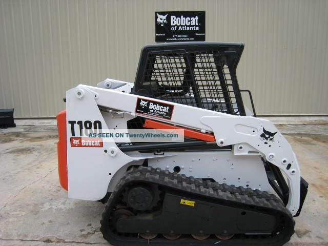 Bobcat Skid Steer Paint : Bobcat t open cab standard controls new paint