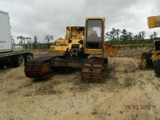 John Deere 892dlc Excavator,  Parts Only,  Excellent Undercarriage photo