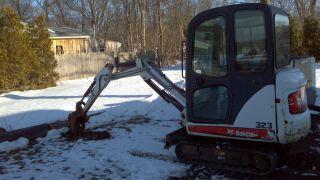 Bobcat. .  Excellent Machine, ,  Mini Excavator,  1100 Hours,  Like photo