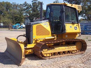 2007 Deere 450j Lgp Crawler Dozer photo