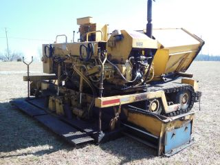 Construction Heavy Equipment Amp Trailers Pavers
