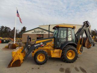 2010 John Deere 310sj Backhoe,  Jd Tractor Loader Backhoe,  4x4,  X - Hoe,  Erops photo