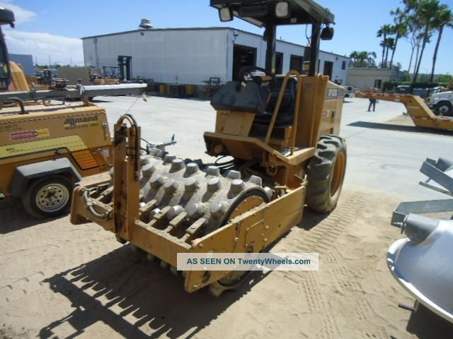 2006 Caterpillar Cp - 323c 19362 (hris) Compactors & Rollers - Riding photo