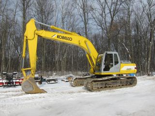 1998 Kobelco 220 Excavator photo