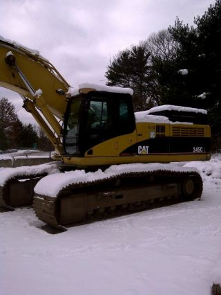 2007 Caterpillar 345cl - Hydraulic Excavator - Low Hour/one Owner photo