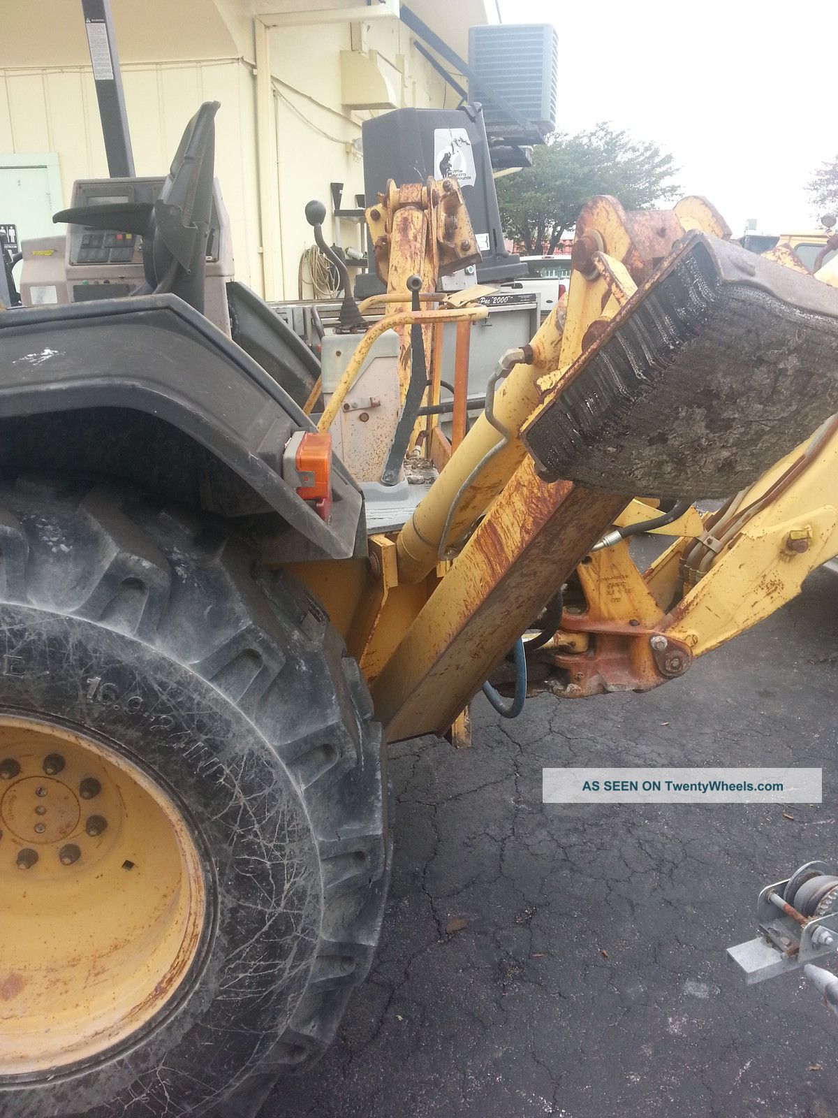 Ford 555c Backhoe Parts : Ford c exaust