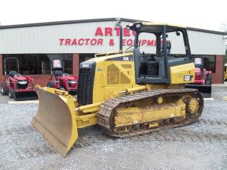 2008 Caterpillar D5k Xl Bulldozer - Dozer - Crawler Tractor - Only 1530 Hours photo